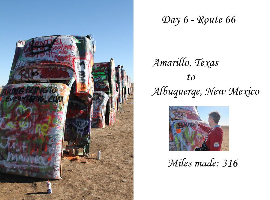 Route 66 day 6
