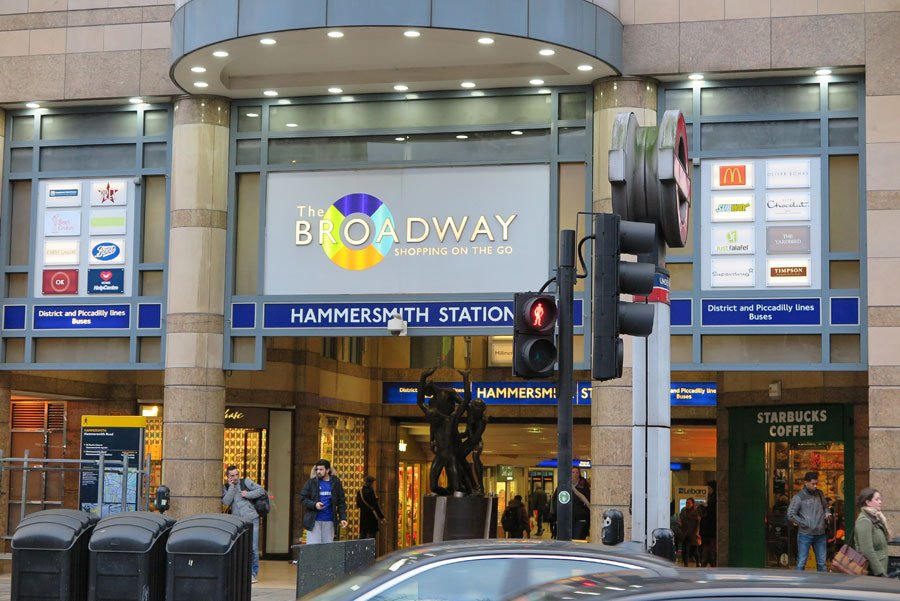 The Broadway Centre