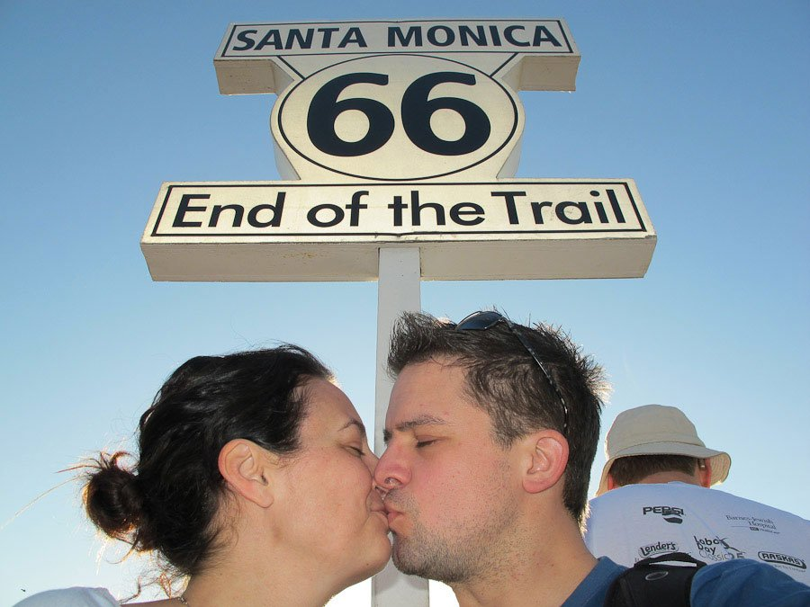 The End Of Route 66