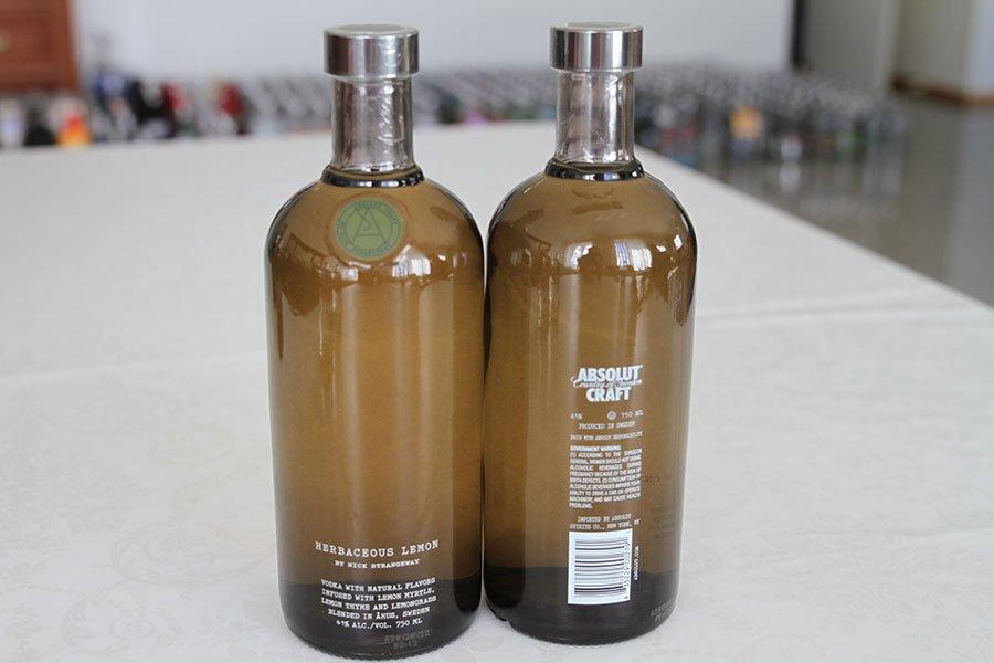Absolut Herbaceus Lemon 2 x 0,75 liter