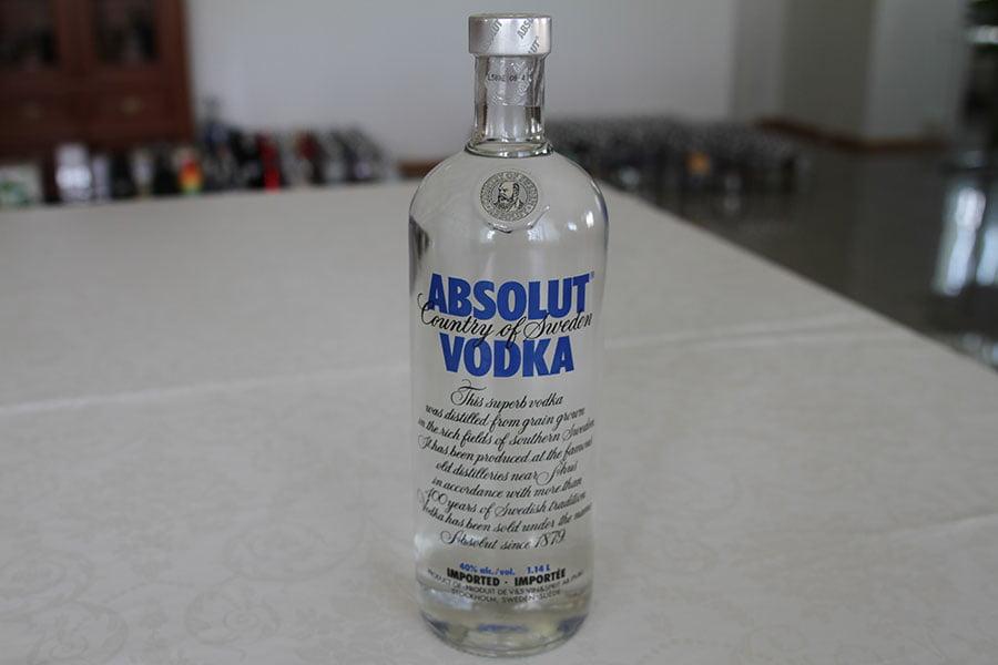 Absolut Blå 1 x 1,14 liter