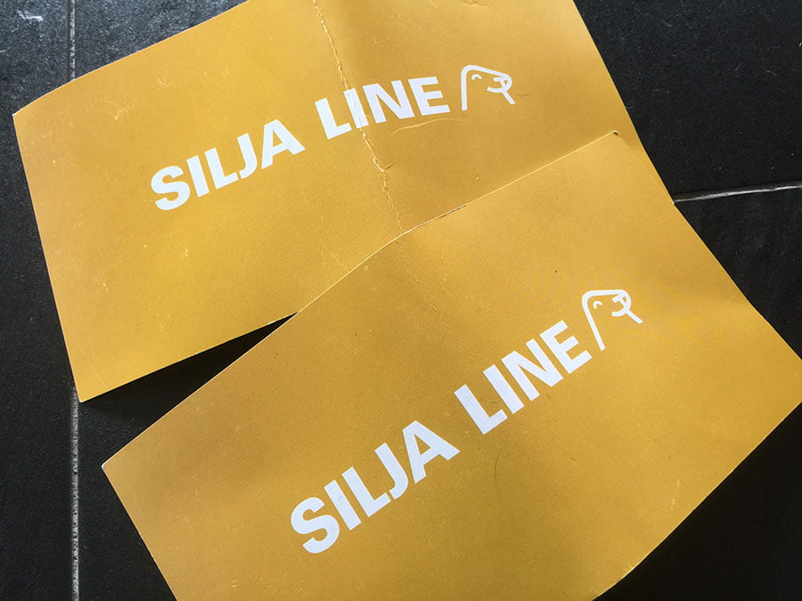 Get Free Cruises with Silja Line Galaxy