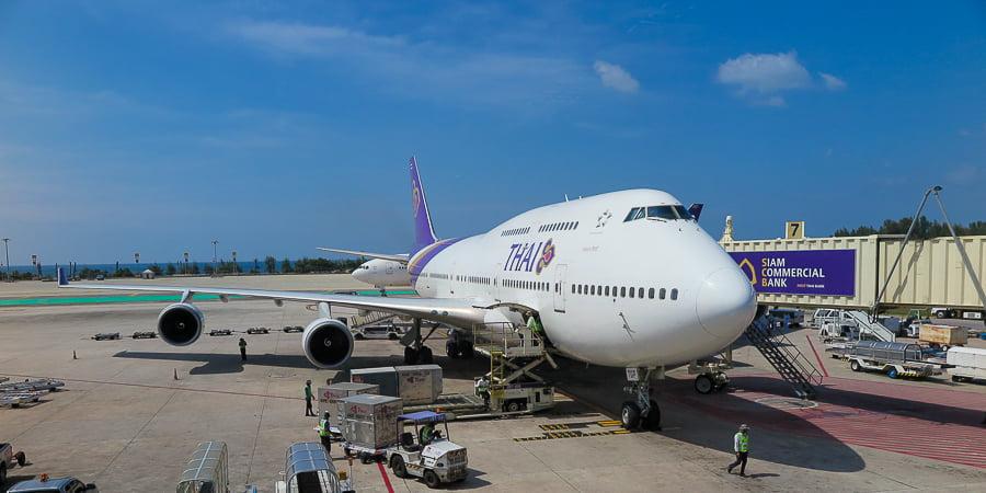 From Copenhagen To Phuket, Thailand