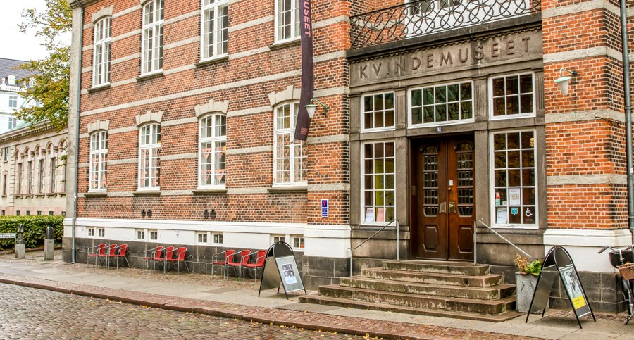 Museum in Aarhus Denmark