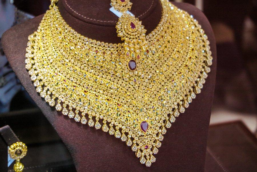 Dubai Gold souk (market)