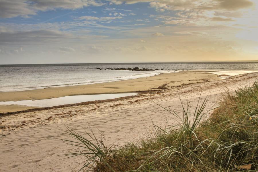 Ahus Beach