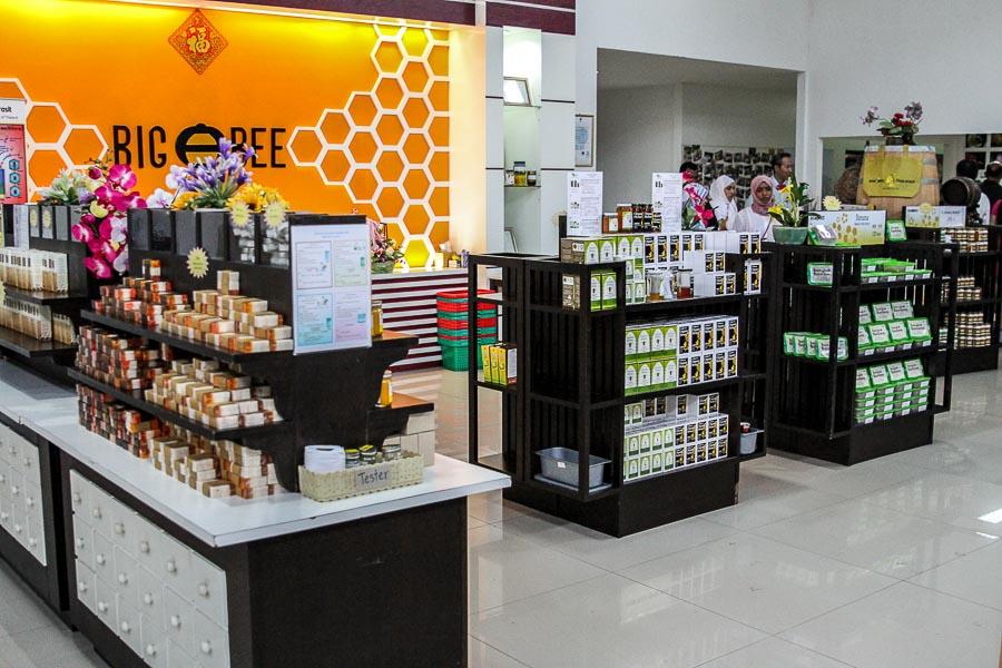 Honey shop