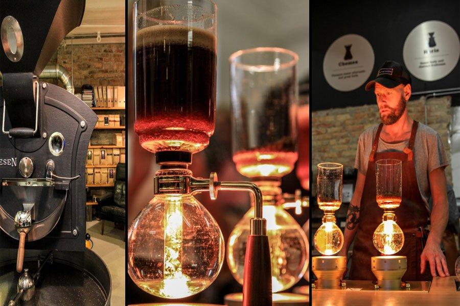 Great coffee Aarhus