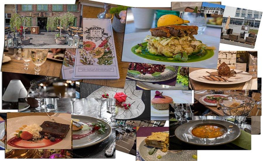 Polish Restaurant food