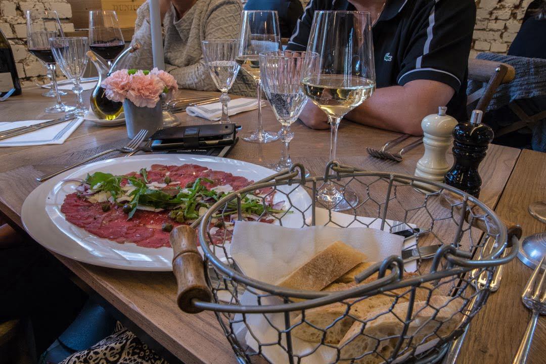 Restaurant piwna 47 Gdansk