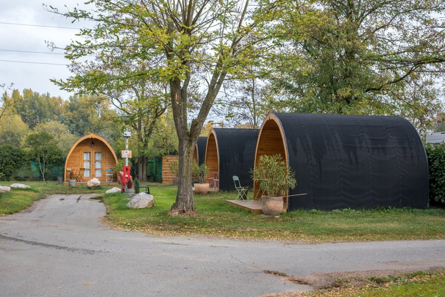 A good Camping in Toulouse, France
