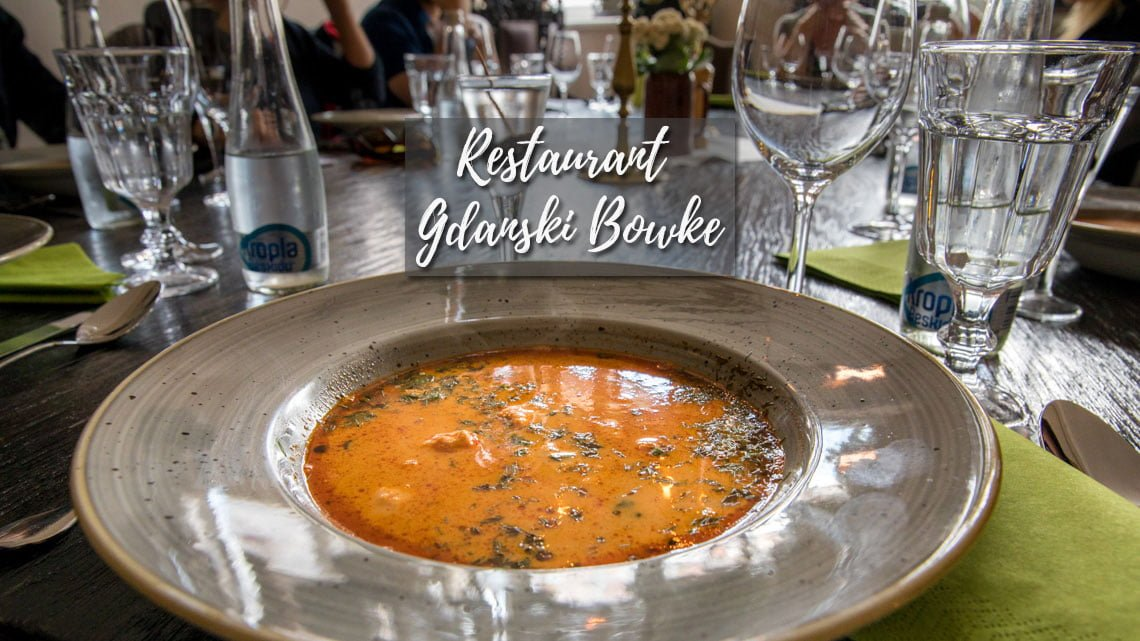 Restaurant Gdanski Bowke
