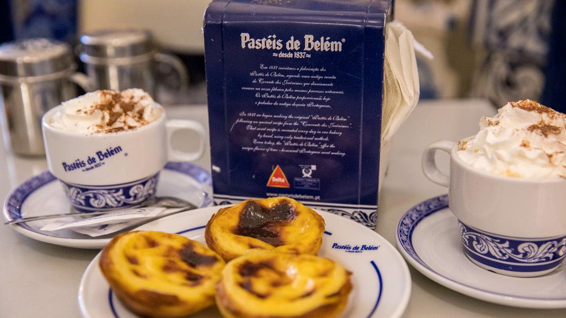 Pastel de Nata in Lisbon
