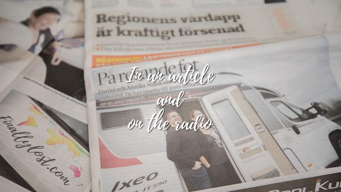 Kristianstadsbladet finallylost