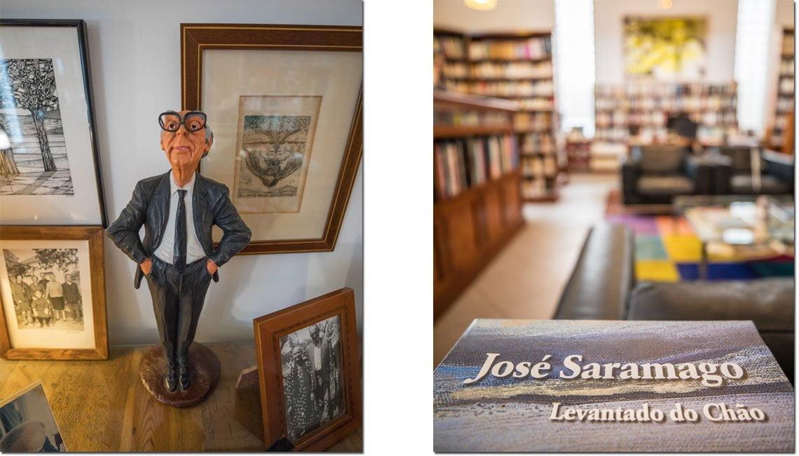 a casa Jose Saramago