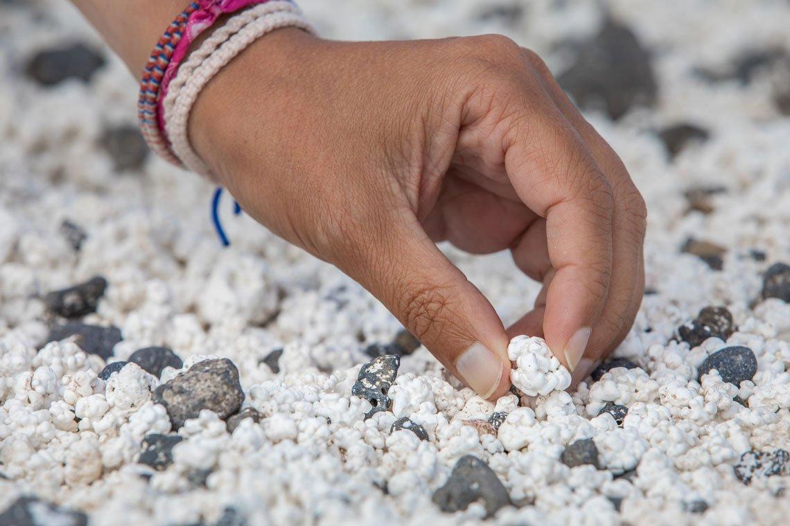Popcorn Beach Fuerteventura, Canary Islands