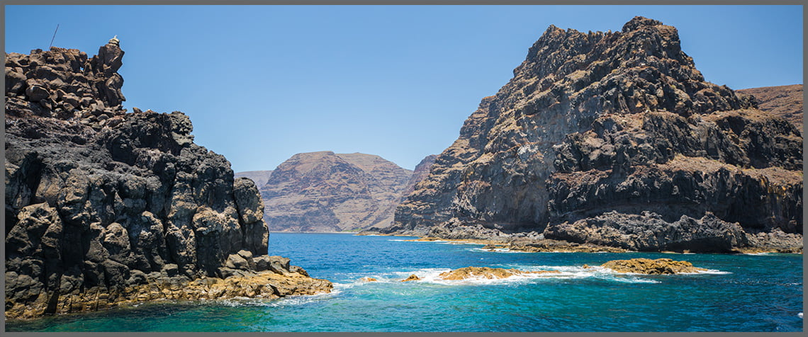 La Gomera is a beautiful island for travelers