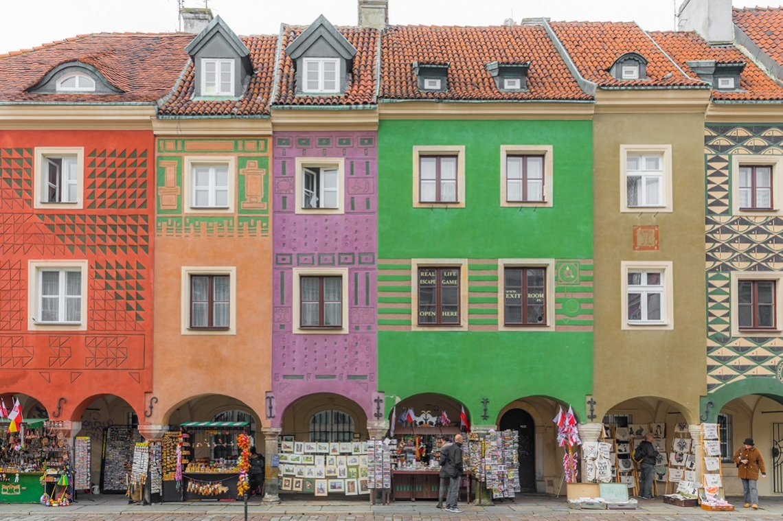 Poznan - Five places in Europe you might want to check out