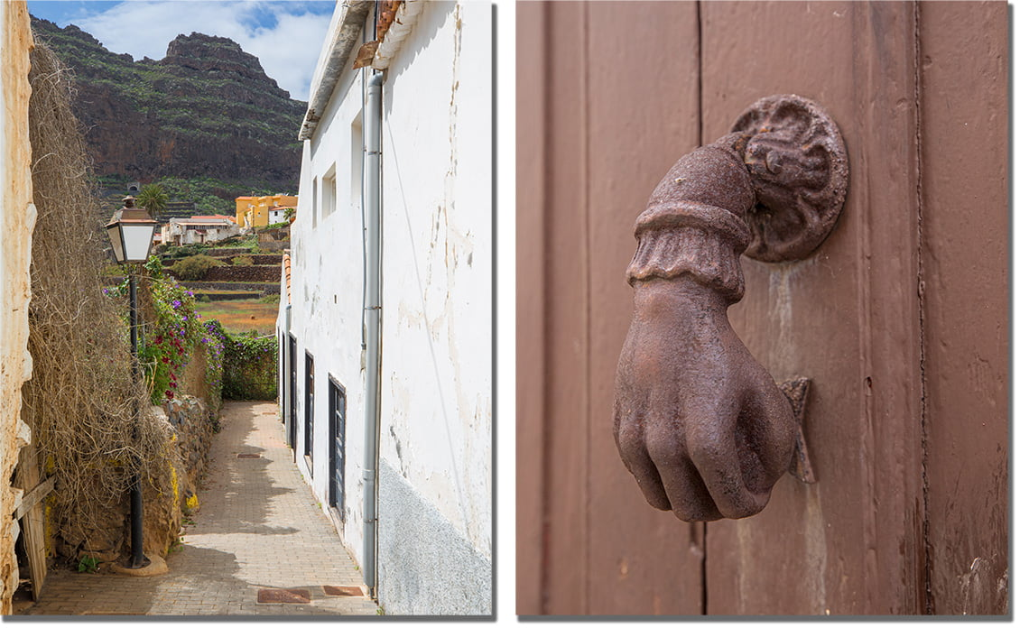 Guide to La Gomera - Walk around in Agulo