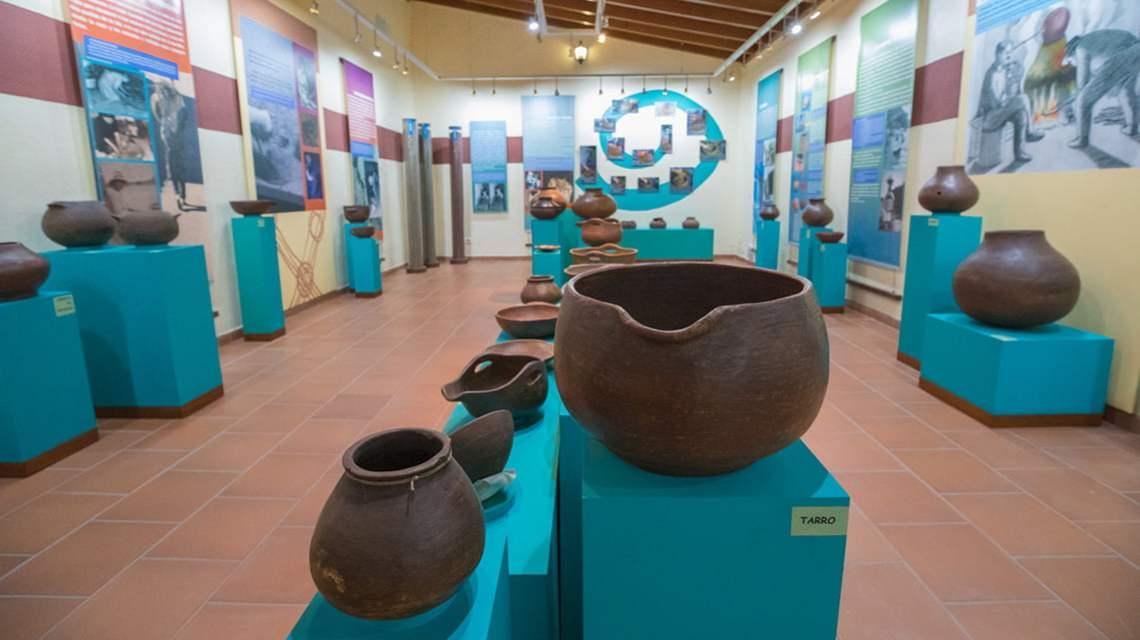 Museo Las Loceras - El Centro Interpretacion