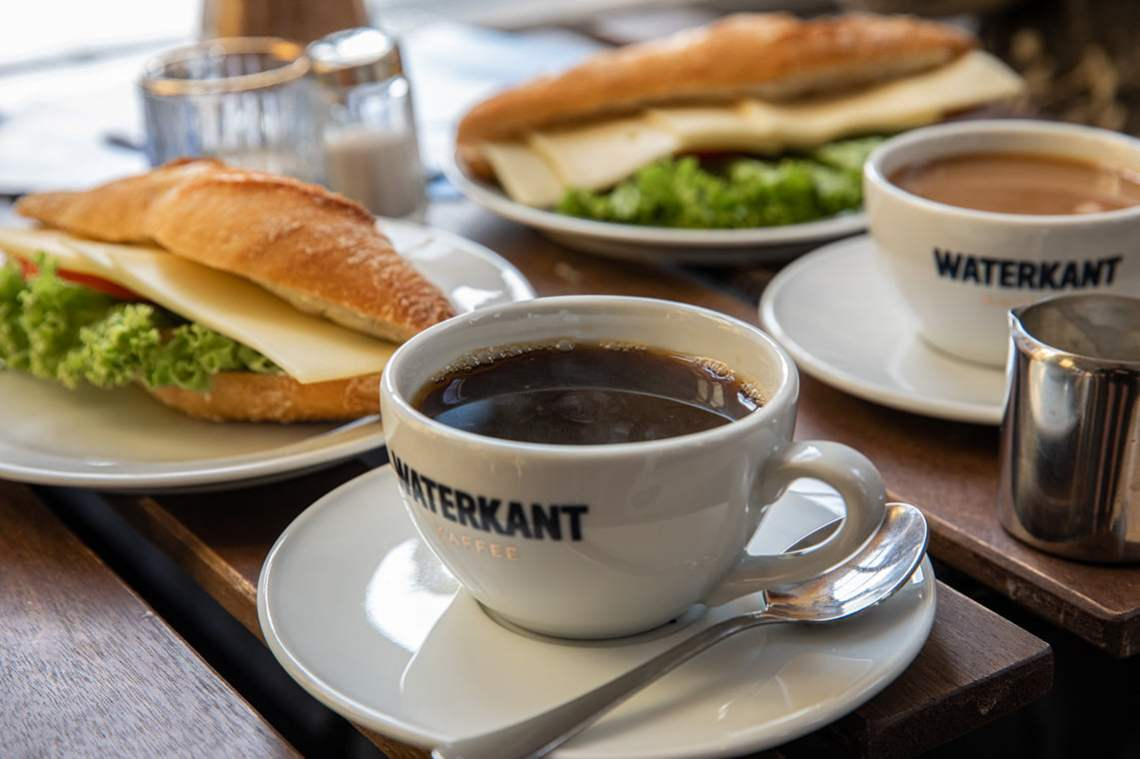 Cafe Schmidtchen Speicherstadt
