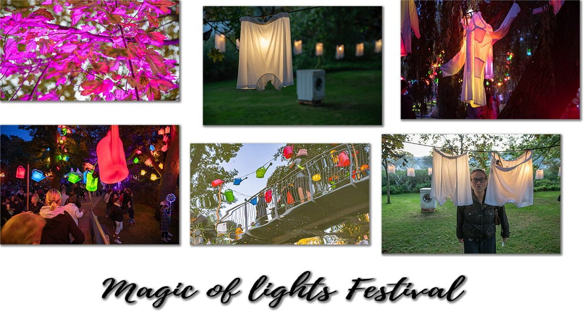 The magic of lights