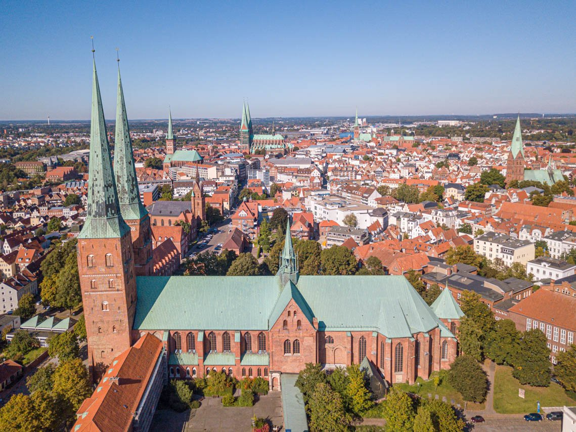 Lubeck Cathedral - the Bishops church