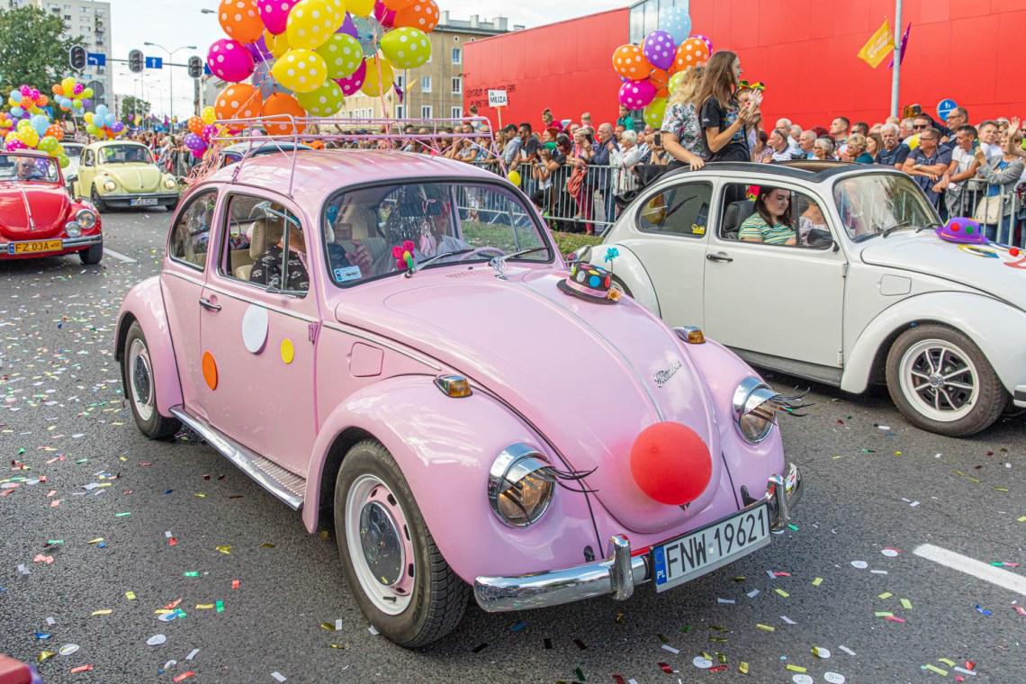 The Parade Korowod Winobraniowy Zielona Gora, Poland