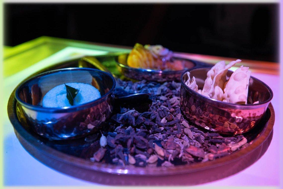 India - Third dish