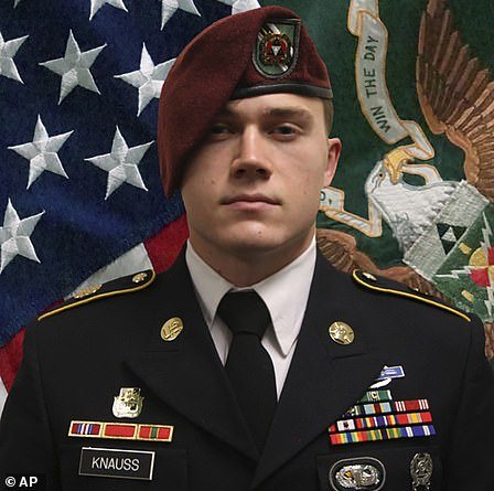 Army Staff Sgt. Ryan Knauss, 23, was a native of Tennessee