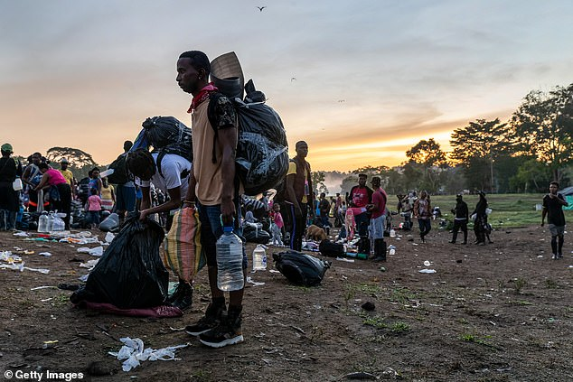 Most of the Haitian migrants attempting to travel to the US have been living in Brazil and Chile since the 2010 Haitian earthquake