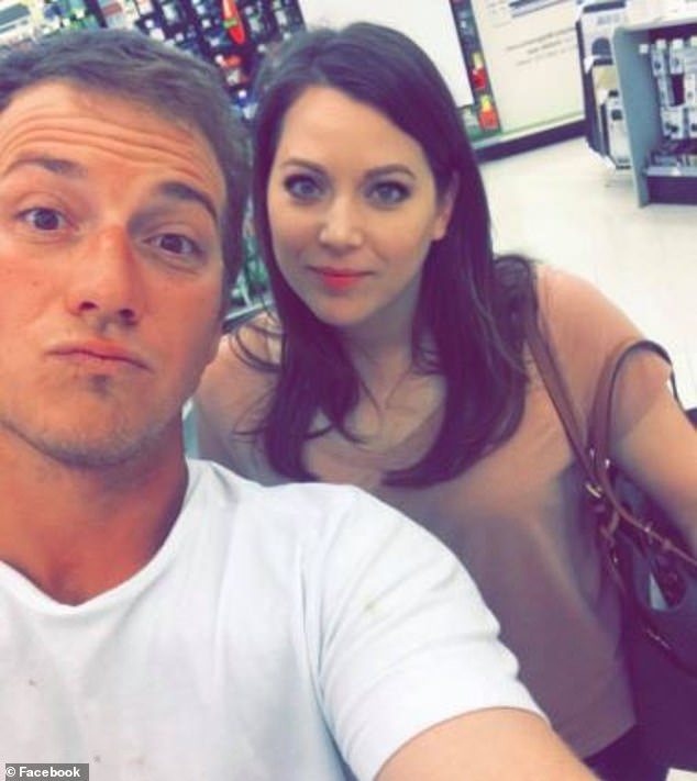 Mire's family said that he was 'messed up' after the overdose death of his girlfriend Maddy, pictured, a couple months before