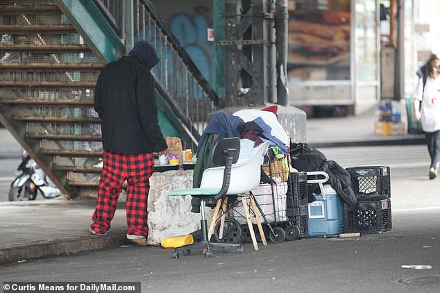 In the past few years, NYC homelessness has reached its highest levels since the Great Depression of the 1930s