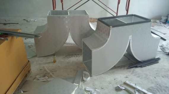 Jasa Pembuatan Ducting PU di Jakarta Barat