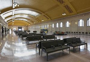 A $243 million project restored downtown St. Paul's Union Depot into a multimodal transportation hub. (File photo: Bill Klotz)