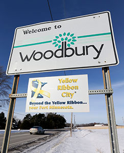 Woodbury is weighing whether to levy a 3 percent lodging tax to form a visitors and convention bureau. (Staff photo: Bill Klotz)