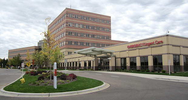 Mortenson Construction completed a $6.2 million, 19,600-square-foot emergency department addition for Allina WestHealth in Plymouth in November 2012. Smaller clinics and ambulatory care projects are on the rise, according to a survey released Tuesday. (Submitted photo)