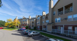 The Atrium apartments, at 1311 W. 143rd St. in Burnsville, are just a few hundred feet west of Burnsville Center regional mall. (Submitted photo)