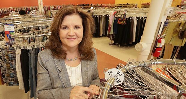 Debbie Ferry (Staff photo: Bill Klotz)