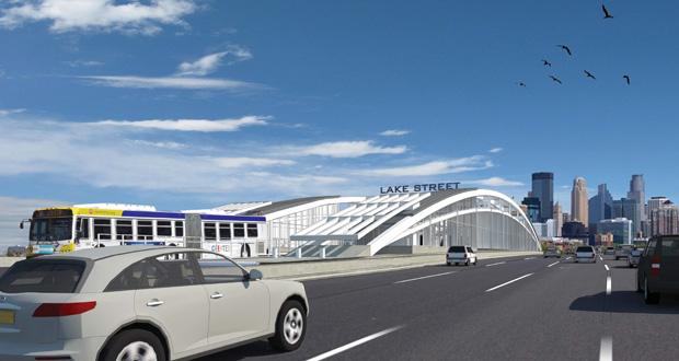Lake Street Freeway Level