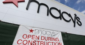 Minnetonka didn't use tax abatement until it approved $1.6 million in 2013 for the $50 million Ridgedale Center improvements, which includes a consolidated Macy's store, a new Nordstrom store in the former Macy's Men's and Home location, and a 60,000-square-foot addition for new retail and restaurant tenants. (Staff photo: Bill Klotz)