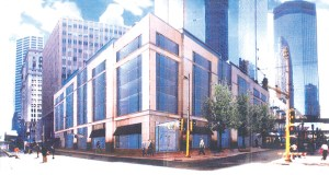 CenterPoint Energy plans to move about 300 employees into the new location in early 2015. (Submitted rendering)
