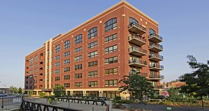 Sellers who wanted to move to a lake home and buyers who wanted a place on the river proved a good match in the $1.3 million sale of Apt. 709 in the Rock Island Lofts at 111 Fourth Ave. N. in Minneapolis. (Submitted photo: Edina Realty)