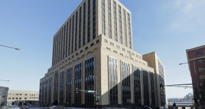 The St. Paul City Council on Wednesday plans to vote on a $20 million tax increment financing request generated by the Custom House/Post Office redevelopment at 180 Kellogg Ave. E. (File photo: Bill Klotz)