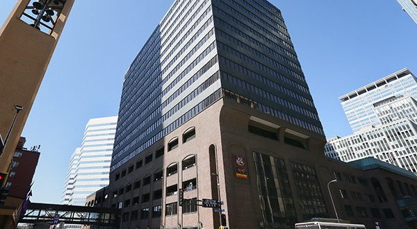 By the end of 2015, TCF Bank will leave its 98,000-square-foot space at the TCF Tower at 121 Eighth St. S. in downtown Minneapolis. (File photo: Bill Klotz)