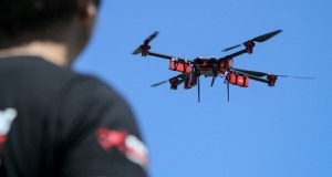 Good quality drones can cost as little as $500 and be operated similar to a remote control airplane. More sophisticated models can cost thousands more. (Bloomberg News photo)