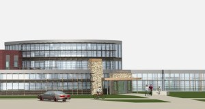 A new dormitory for the Minnesota State Academy for the Deaf is shown in this rendering from a December 2012 predesign report from Minneapolis-based Nelson Tremain Partnership. (Submitted rendering)