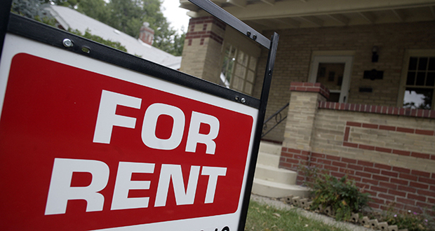 As the worst U.S. housing slump since the 1930s wound down, private-equity firms, hedge funds and real-estate investment trusts began scooping up properties to rent out. (AP file photo)