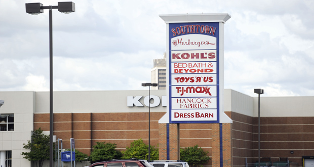 Kraus-Anderson Realty, which owns the Southtown Shopping Center at the southeast quadrant of Interstate 494 and Penn Avenue in Bloomington, and other neighboring owners pushed back against zoning changes that they said would make their properties nonconforming. The Bloomington Planning Commission did not approve the changes at its meeting Thursday after concerns were raised. (Photo: Craig Lassig)
