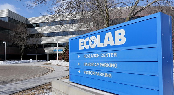 Ecolab, whose Schuman Campus in Eagan is seen here, is one of the 900 establishments in a Minnesota water technology industry that employed 16,334 people in 2012. Economic development works best when it is targeted at industries that have an above-average concentration in the state, experts say. (File photo: Bill Klotz)